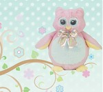 Lil' Hoots Pink Owl Series