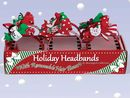 Holiday Headband Assortment